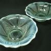 ガラス氷皿2客 g09