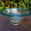 大正 被せガラスの小さな鉢 g-39