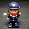 昭和レトロ JAS ノベルティ スチュワーデスの人形 s-239