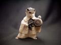 忠臣蔵赤穂浪士 大石内蔵助の人形 s-321