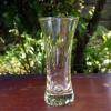 アンティークガラスコップ ビアグラスにぴったり! g-134