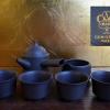 大倉陶園 GEM STONE WARE 煎茶器セット t-869