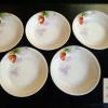 日本陶器会社NORITAKE RC イチゴ柄深皿 1911~1940製 t-977