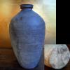 須恵器梅瓶形壷 花入 高さ29cm  t-988