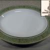 ロイヤルドルトン イングリッシュルネッサンス 楕円形大皿 t-1187