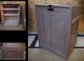 茶道具 旅箪笥 焼桐木地 紙箱入り 中古 概ね状態良好品 k-299