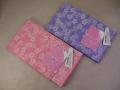 袴下帯 桜 ピンクと薄紫2点 未使用デッドストック 日本製 y710-1