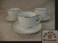 オールド東洋陶器 TOYOTOKI KAISHAカップ&ソーサー3客 1917年~ t-1737