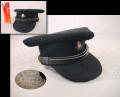 早稲田大学 ミニチュア レプリカ 角帽 学生帽 フェルト製 オギワラ帽子店 s-735